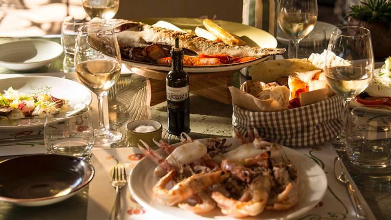 フォー・シーズンズ・ホテル・フィレンツェ Four Seasons Hotel Firenzeの料理