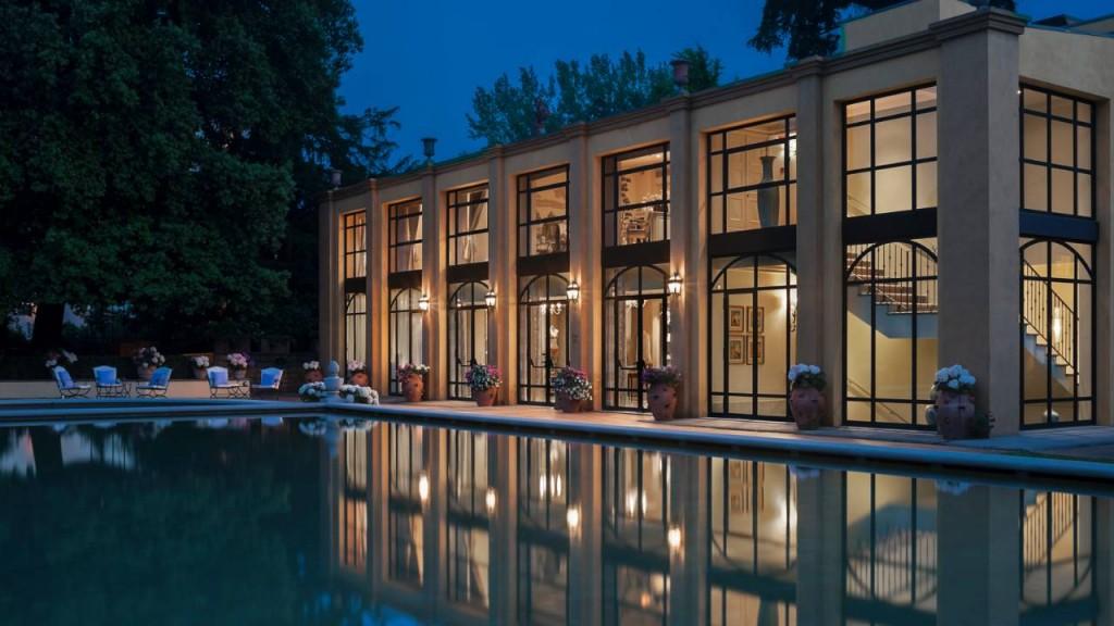 フォー・シーズンズ・ホテル・フィレンツェ Four Seasons Hotel Firenzeのプール