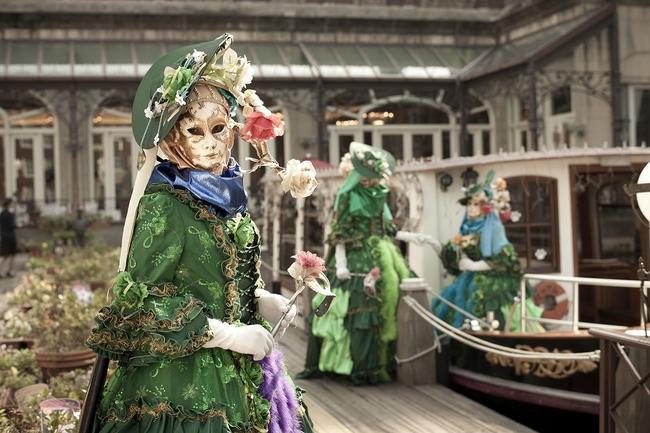 ハウステンボスの「 仮面舞踏会大カーニバル 2016」で本場さながらの仮面舞踏会に参加しよう