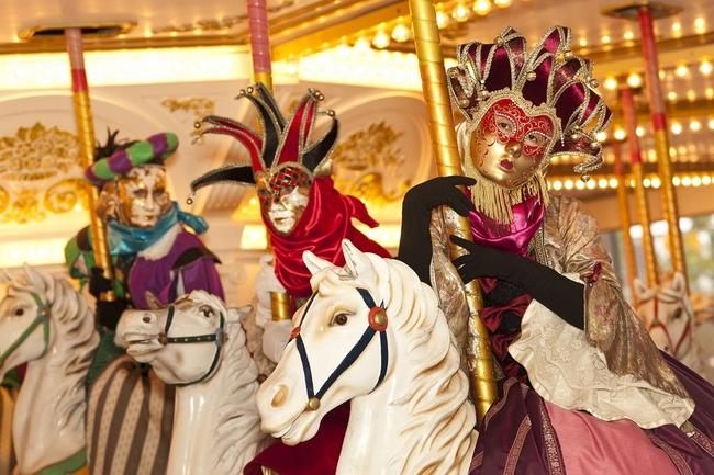 ハウステンボスの「 仮面舞踏会大カーニバル 2015」
