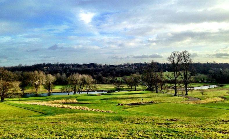 ゴルフ庭園
