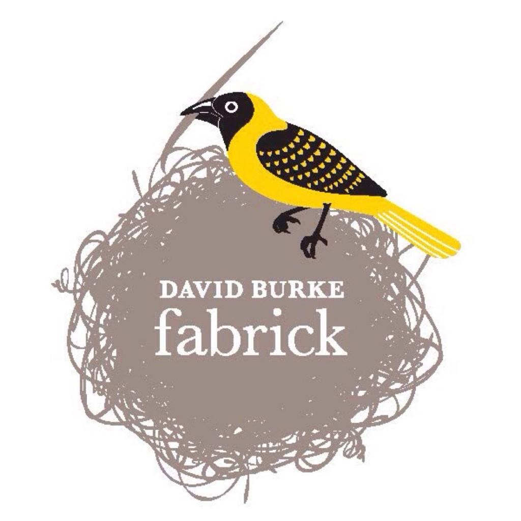 デビッド・バーク・ファブリックのロゴ