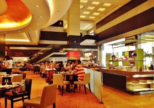 ホテル・ジェン・タングリン・シンガポールのカフェビズ