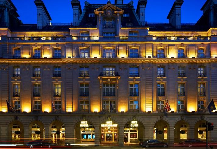 ザ・リッツ・ロンドン The Ritz Londonの外観