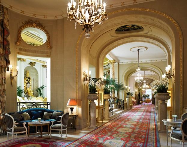 ザ・リッツ・ロンドン The Ritz Londonの通路