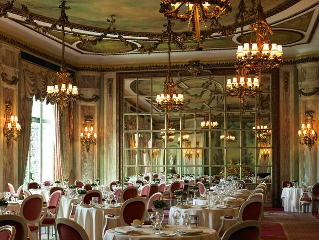 ザ・リッツ・ロンドン The Ritz Londonのレストラン