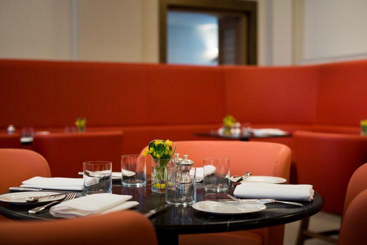 ホテル・カフェ・ロイヤル Hotel Cafe Royalのカフェ