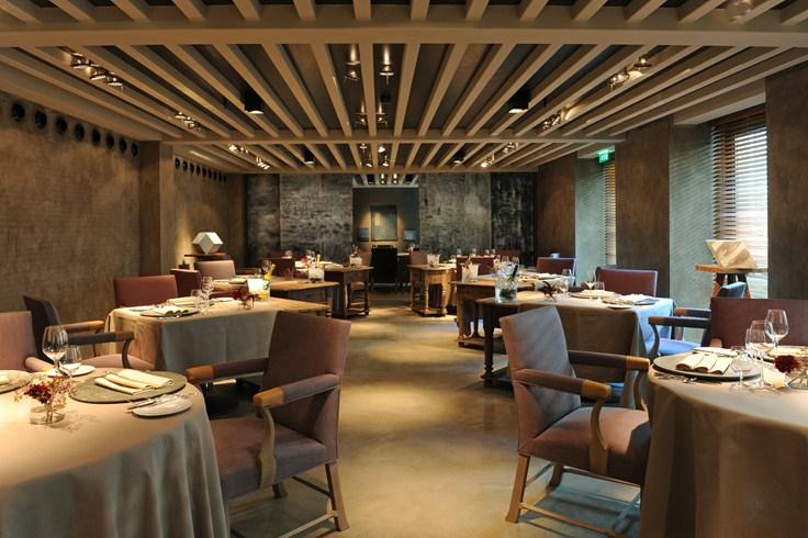 バイエフィッシャー・ホフ Bayerischer Hofのレストラン