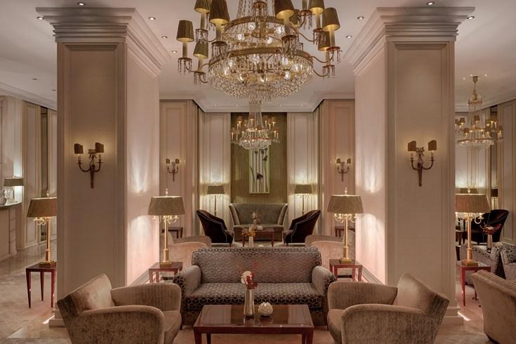 ホテル・ケーニヒスホフ Hotel Koenigshofのロビー