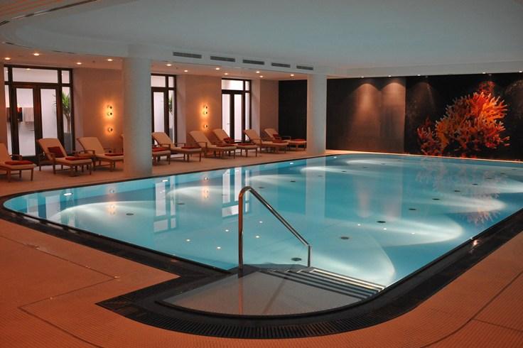 ロッコ・フォルテ・チャールズ・ホテル Rocco Forte Charles Hotelのプール