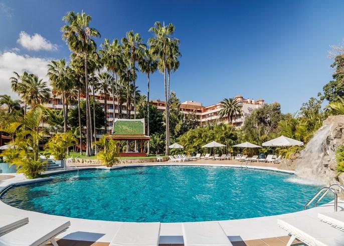 ホテル・ボタニコ&ザ・オリエンタル・スパ・ガーデン Hotel Botánico & The Oriental Spa Gardenの外観