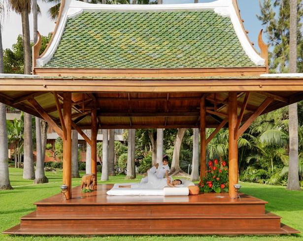 ホテル・ボタニコ&ザ・オリエンタル・スパ・ガーデン Hotel Botánico & The Oriental Spa Gardenのスパ