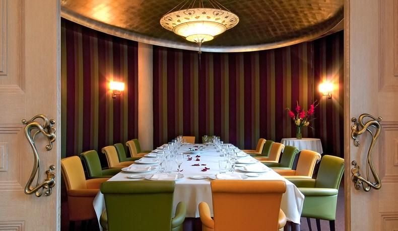 ホテル・カサ・フスター Hotel Casa Fusterのレストラン