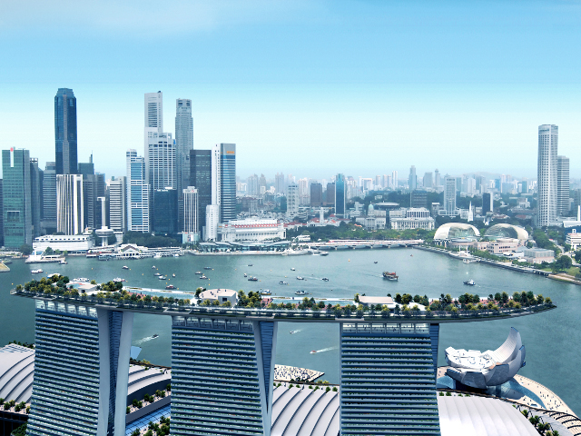 更に豪華に、更に快適にリニューアルした「パン・パシフィック・シンガポール」