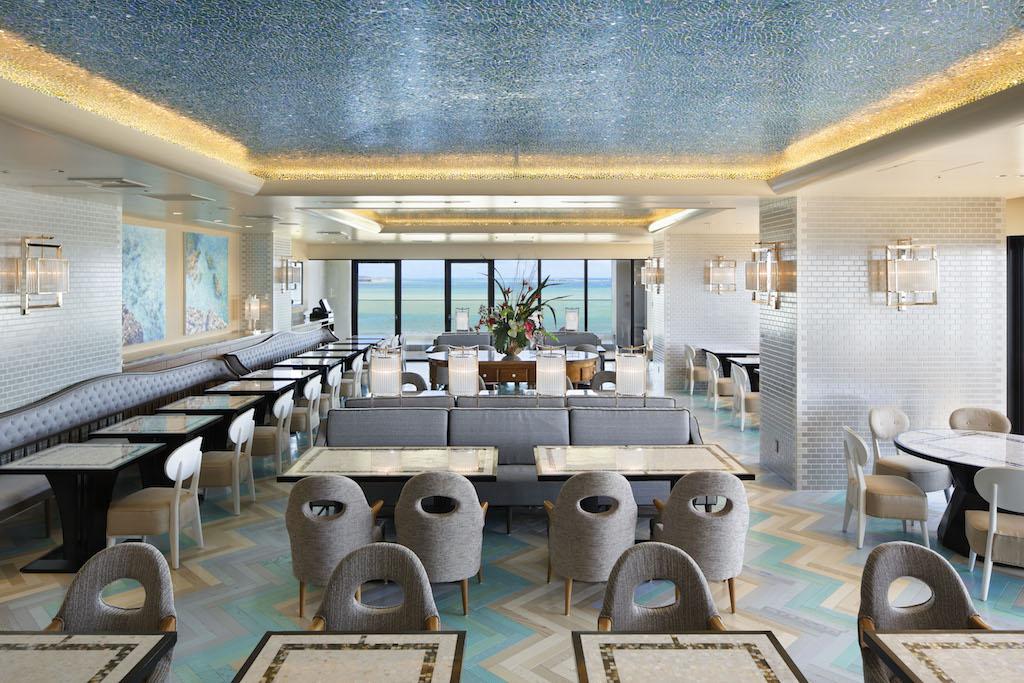 瀬長島を優雅に堪能できる絶景レストラン「POSILLIPO – cucina meridionale -」