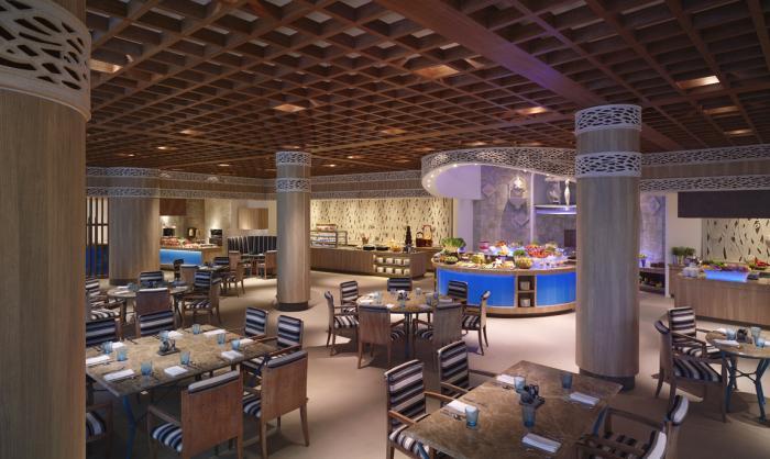 シャングリラ・ラサ・セントーサ・リゾート&スパのレストラン