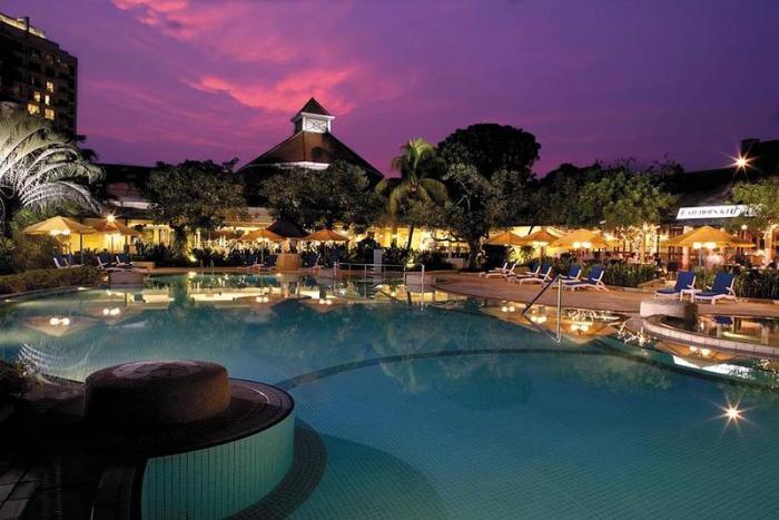 アジア独特の雰囲気の上品なムード漂う「ホテル・ジェン・タングリン・シンガポール」