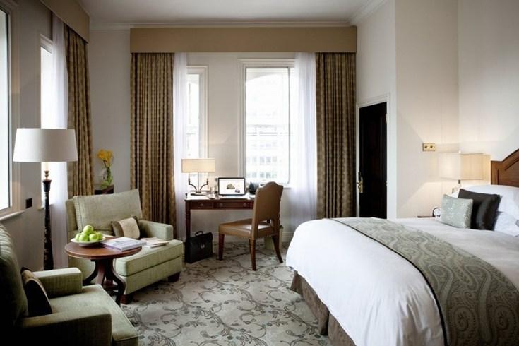 ザ・ランガム・ロンドン The Langham, Londonの客室