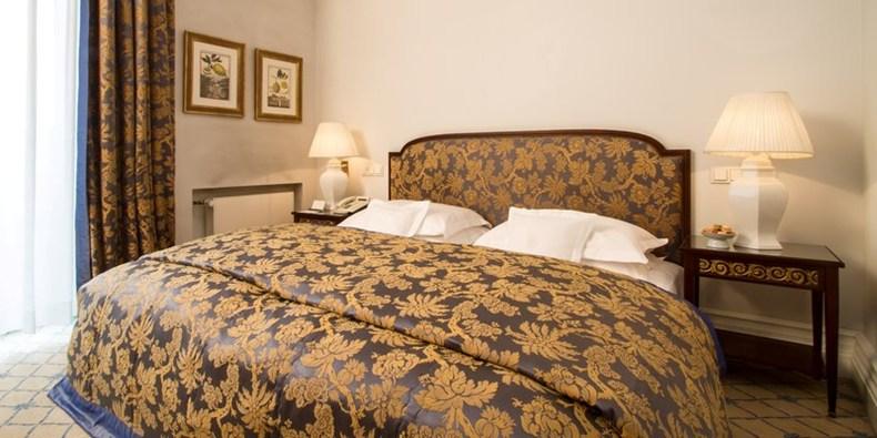 エクセルシオール・ホテル・エルンスト Excelsior Hotel Ernstの客室