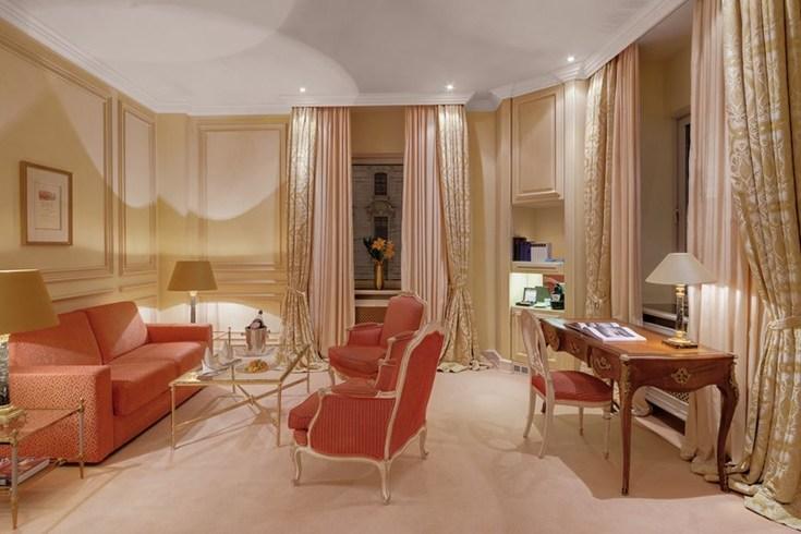 ホテル・ケーニヒスホフ Hotel Koenigshofの客室