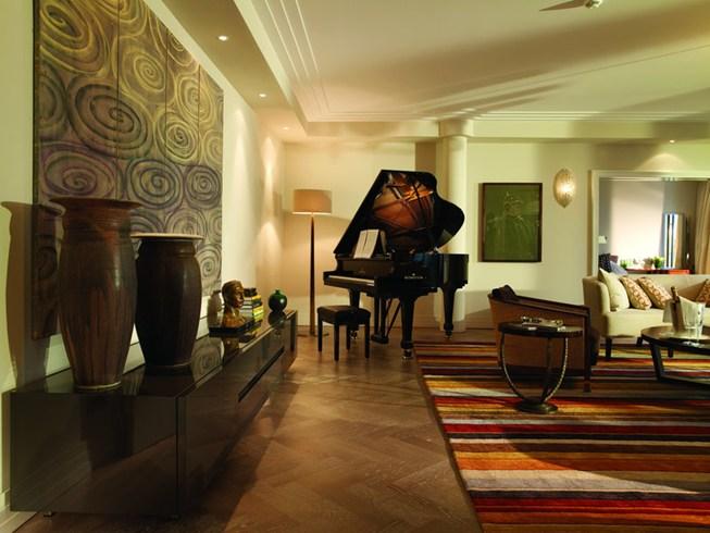 ロッコ・フォルテ・チャールズ・ホテル Rocco Forte Charles Hotelの客室