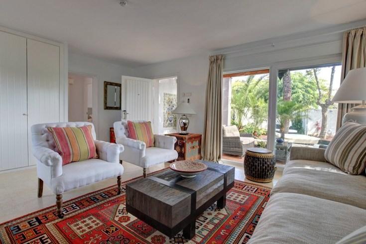 ホテル・プエンテ・ロマーノ・ビーチ・リゾート・マルベーリャ Puente Romano Beach Resort Marbellaの客室
