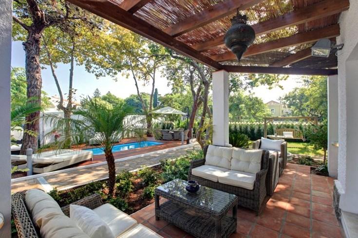 ホテル・プエンテ・ロマーノ・ビーチ・リゾート・マルベーリャ Puente Romano Beach Resort Marbellaのヴィラ