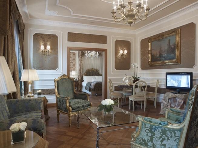 カールトン・ホテル・バリオーニ・ミラノ Carlton Hotel Baglioni Milanの客室