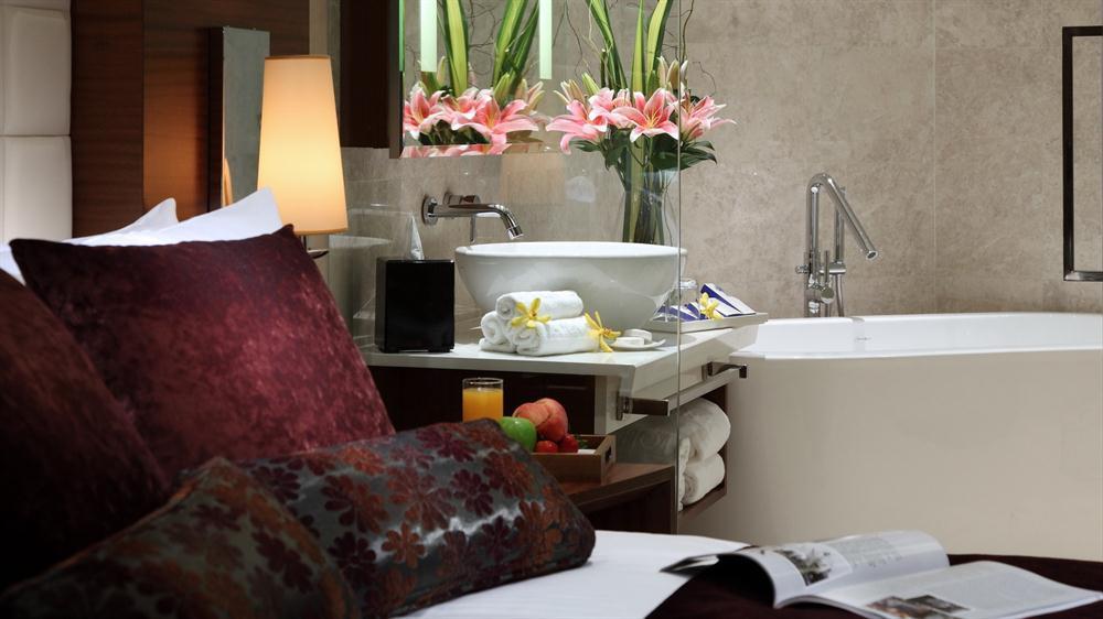 パーク・ホテル・クラーク・キーの客室(バスルーム)
