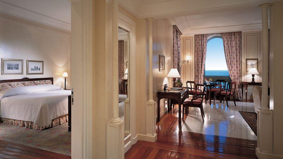 ベルモンド・コパカパーナ・パレス Belmond Copacabana Palaceの客室