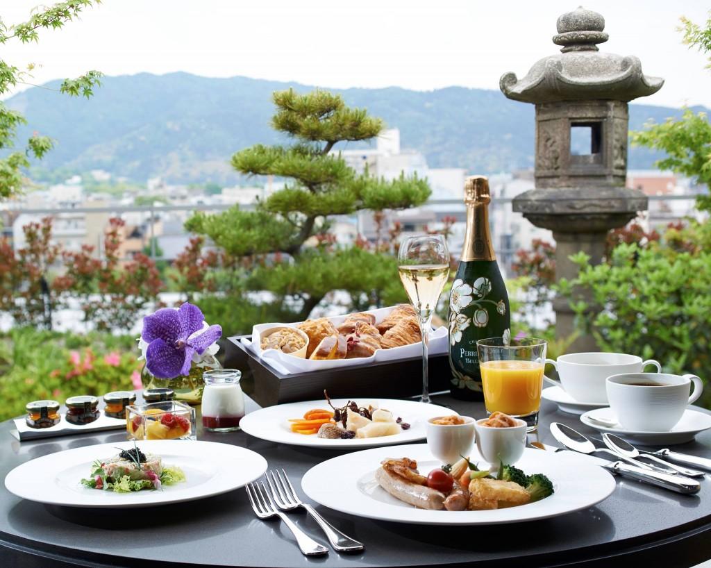 優雅な朝の時間を堪能する「ザ・リッツ・カールトン京都」での朝食のおすすめ