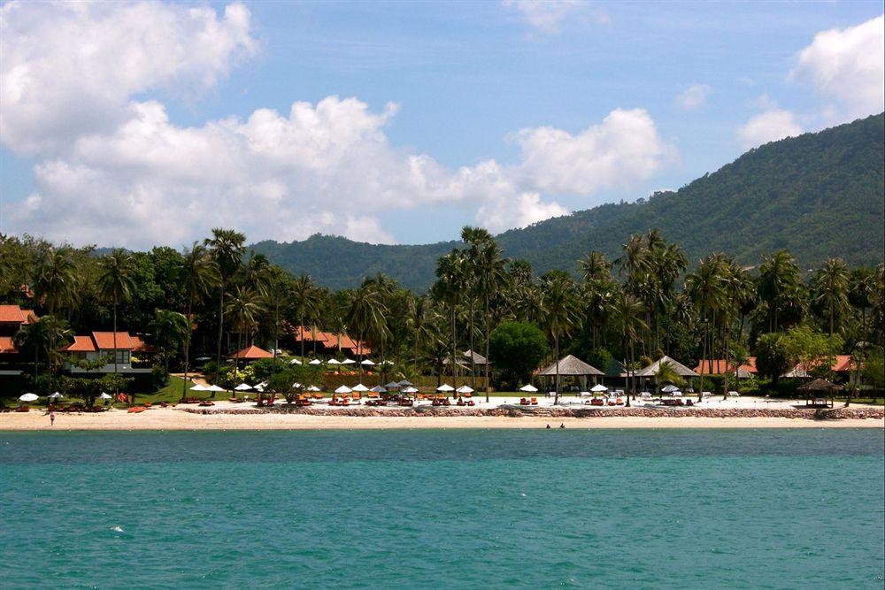 成熟したタイのリゾートホテル「ベルモンド・ナパサイ・コ・サムイ」