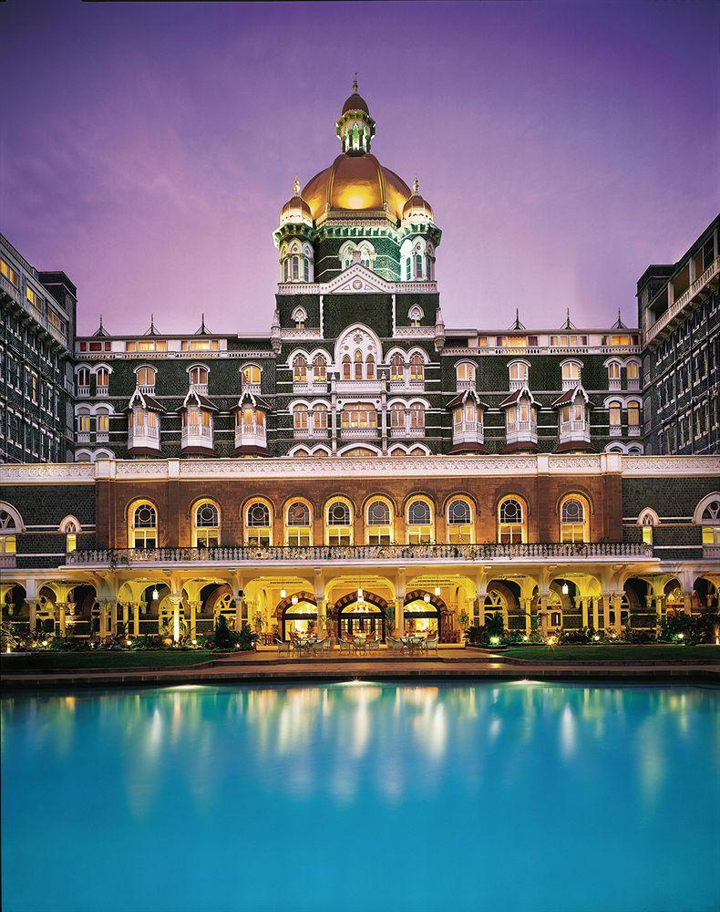 ザ・タージ・マハル・パレス The Taj Mahal Palace Mumbaiのプール