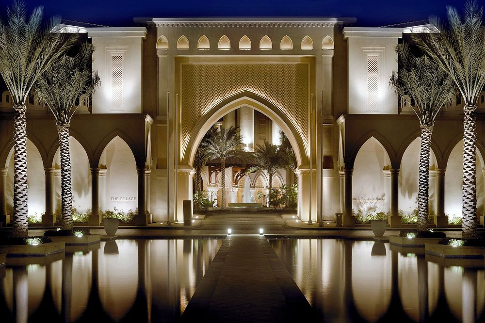 優雅なアラビアを味わうドバイのオアシス「ザ・パレス・ダウンタウン・ドバイ」