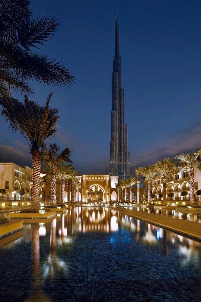 ザ・パレス・ダウンタウン・ドバイ The Palace Downtown Dubaiの外観