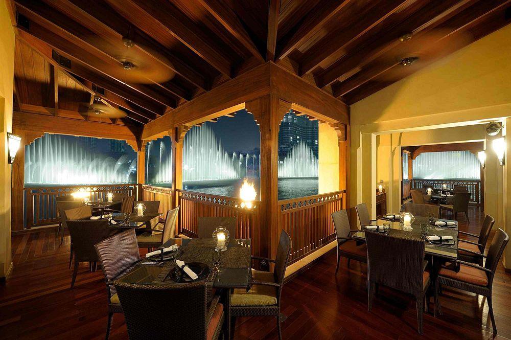 ザ・パレス・ダウンタウン・ドバイ The Palace Downtown Dubaiのレストラン
