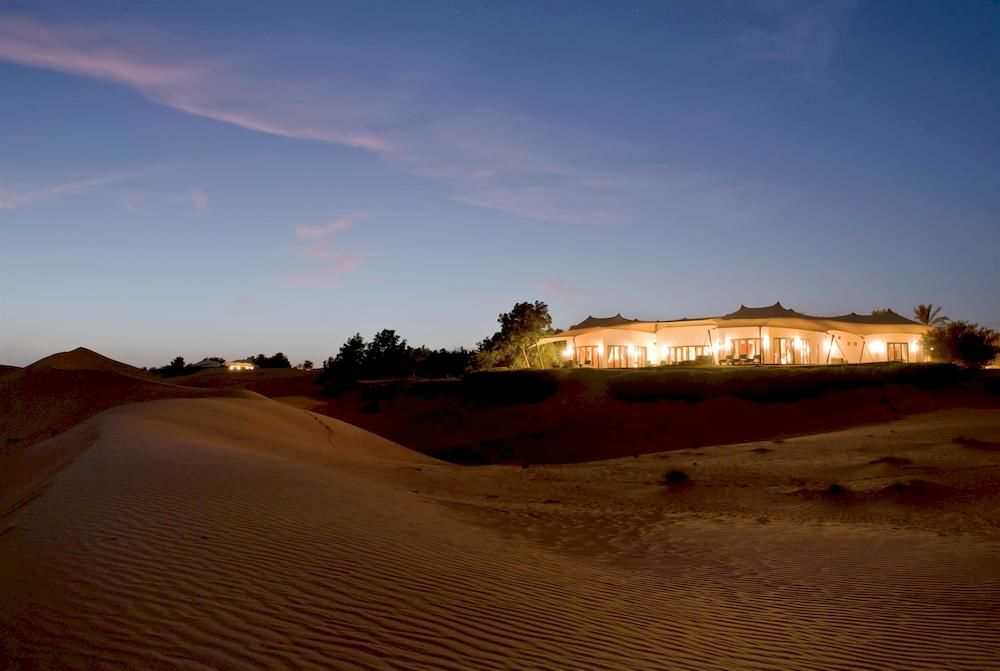 アル・マハ・デザート・リゾート Al Maha, A Luxury Collection Desert Resort and Spaの外観