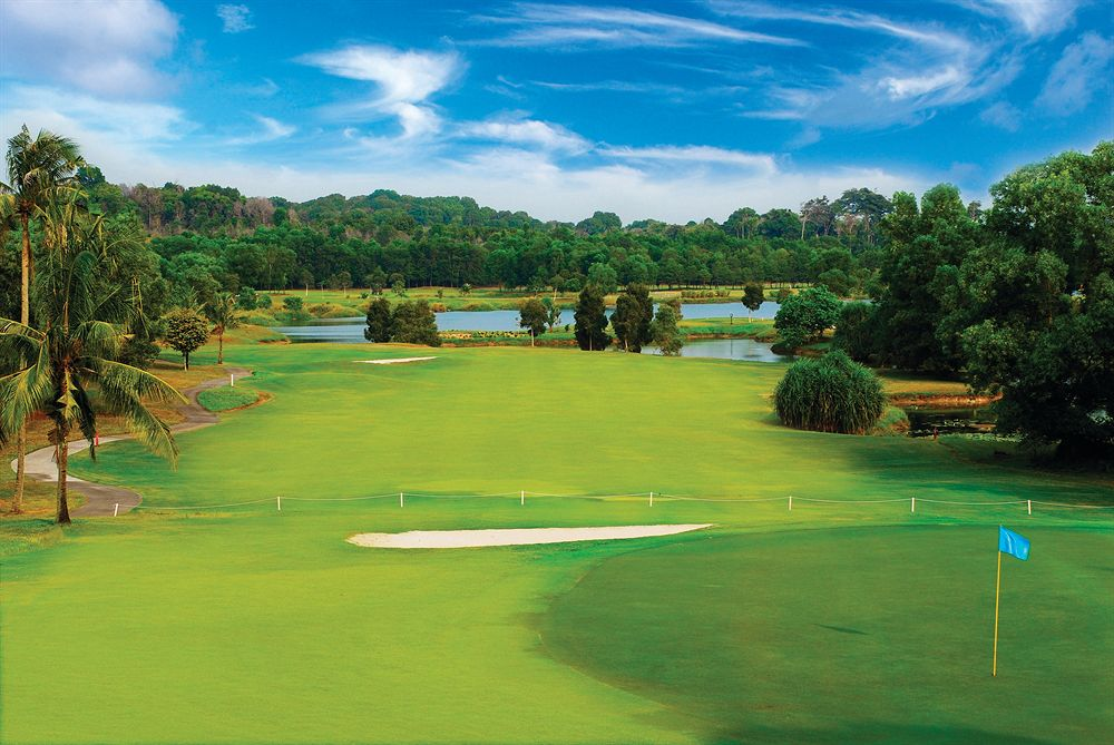 バンヤン・ツリー・ビンタン Banyan Tree Bintanのゴルフコース