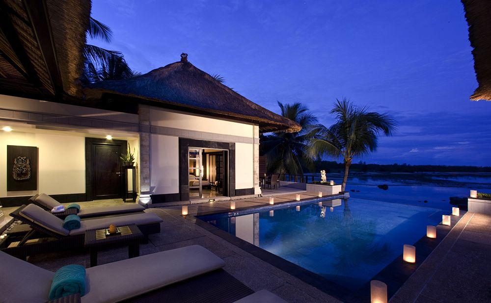 緑豊かなインドネシア・ビンタン島のリゾート「バンヤン・ツリー・ビンタン」