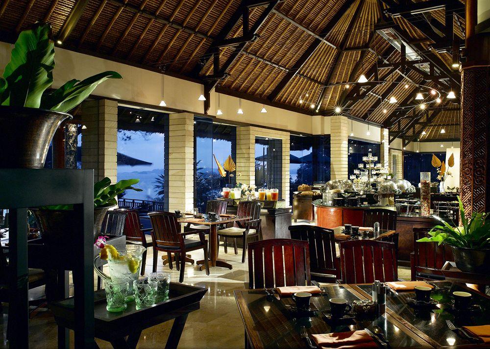 バンヤン・ツリー・ビンタン Banyan Tree Bintanのレストラン