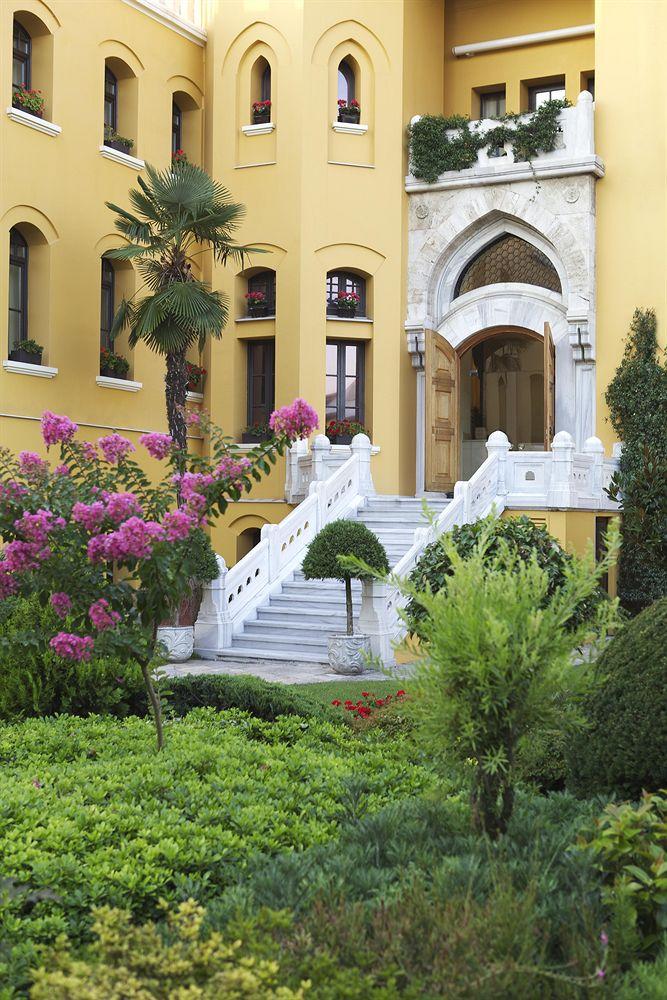 フォーシーズンズ・ホテル・イスタンブール・アット・スルタンアフメット Four Seasons Hotel Istanbul at Sultanahmetの風景