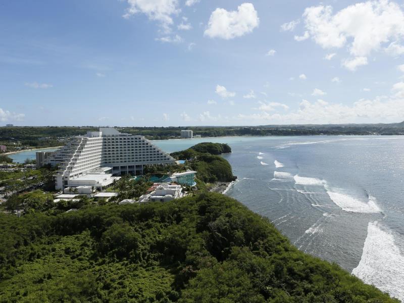 シェラトン・ラグーナ・グアム・リゾート Sheraton Laguna Guam Resortの周辺風景