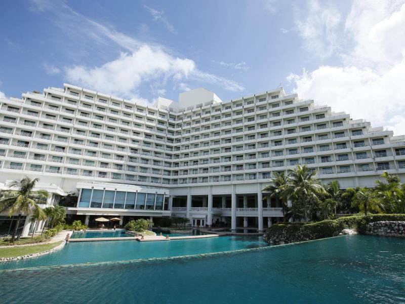 シェラトン・ラグーナ・グアム・リゾート Sheraton Laguna Guam Resortの外観