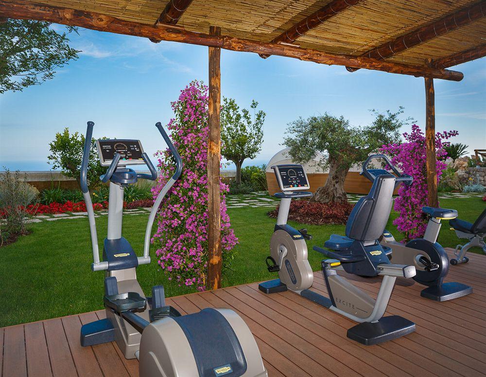 モナステロ・モンテロサ・ホテル&スパ Monastero Santa Rosa Hotel & Spaのフィットネス環境