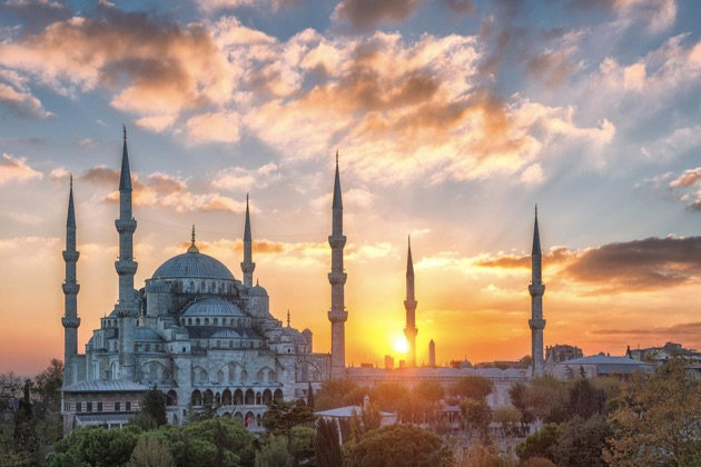 エキゾチックな雰囲気を存分に堪能する「フォーシーズンズ・ホテル・イスタンブール・アット・スルタンアフメット」