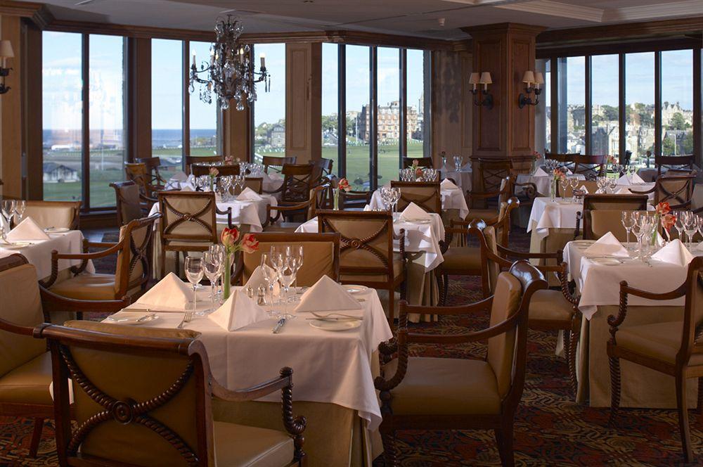 オールド・コース・ホテル・ゴルフ・リゾート & スパ Old Course Hotel, Golf Resort & Spaのレストラン