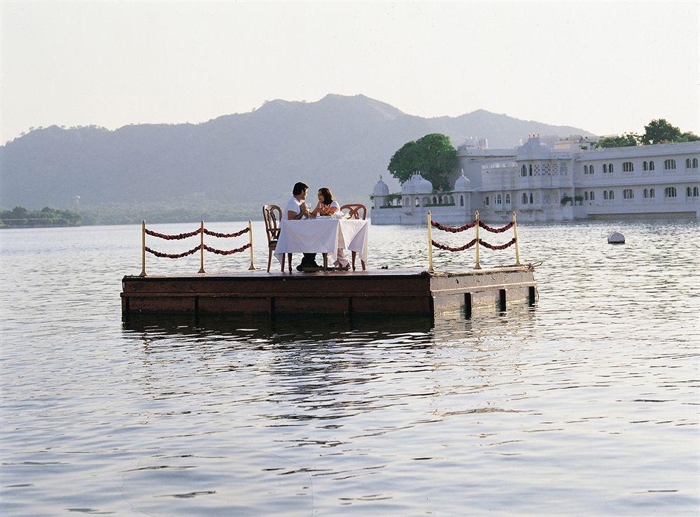 タージ・レイク・パレス Taj Lake Palacのレストラン