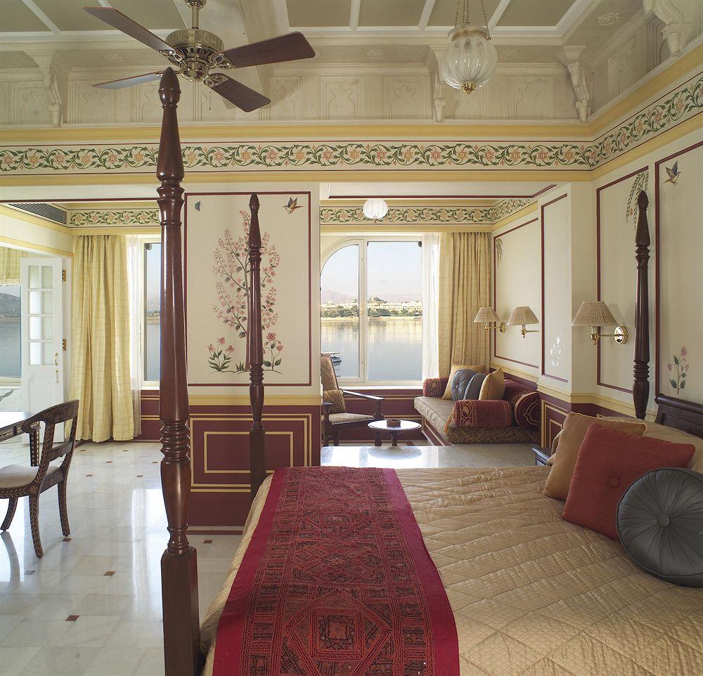 タージ・レイク・パレス Taj Lake Palacの客室
