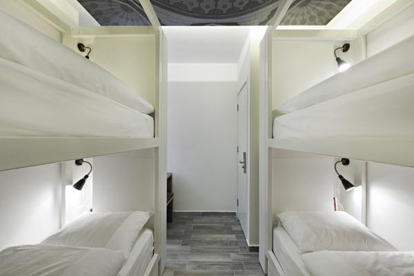 ブンク・べヨグル #bunk beyogluの客室