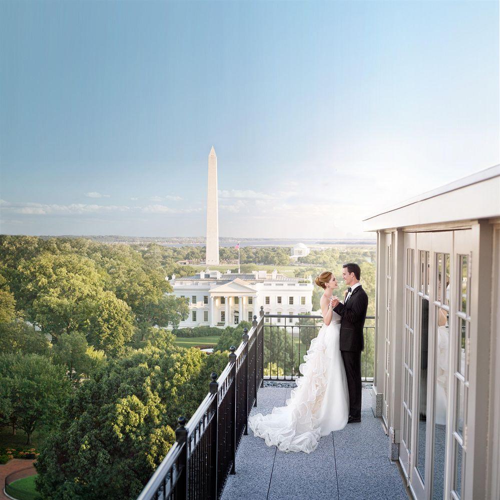 ホワイト・ハウスを間近に臨む格式の高い「ザ・ヘイアダムス」